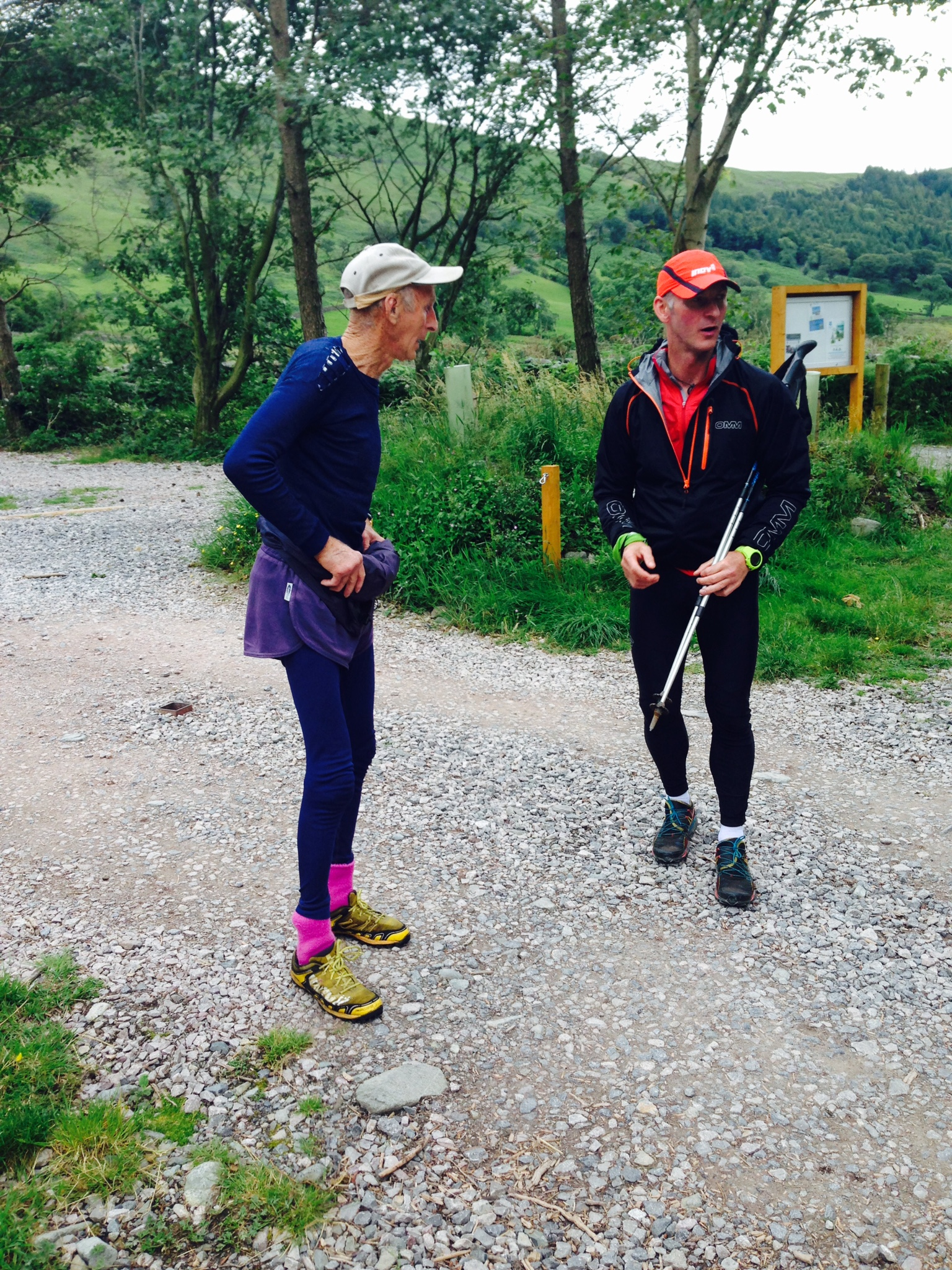 Tim is joined by fell-running legend Joss Naylor