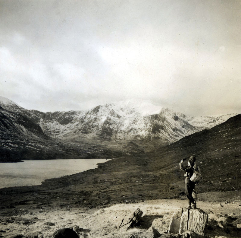 Image for article JOHN HINDE's MOUNTAIN MEMORIES
