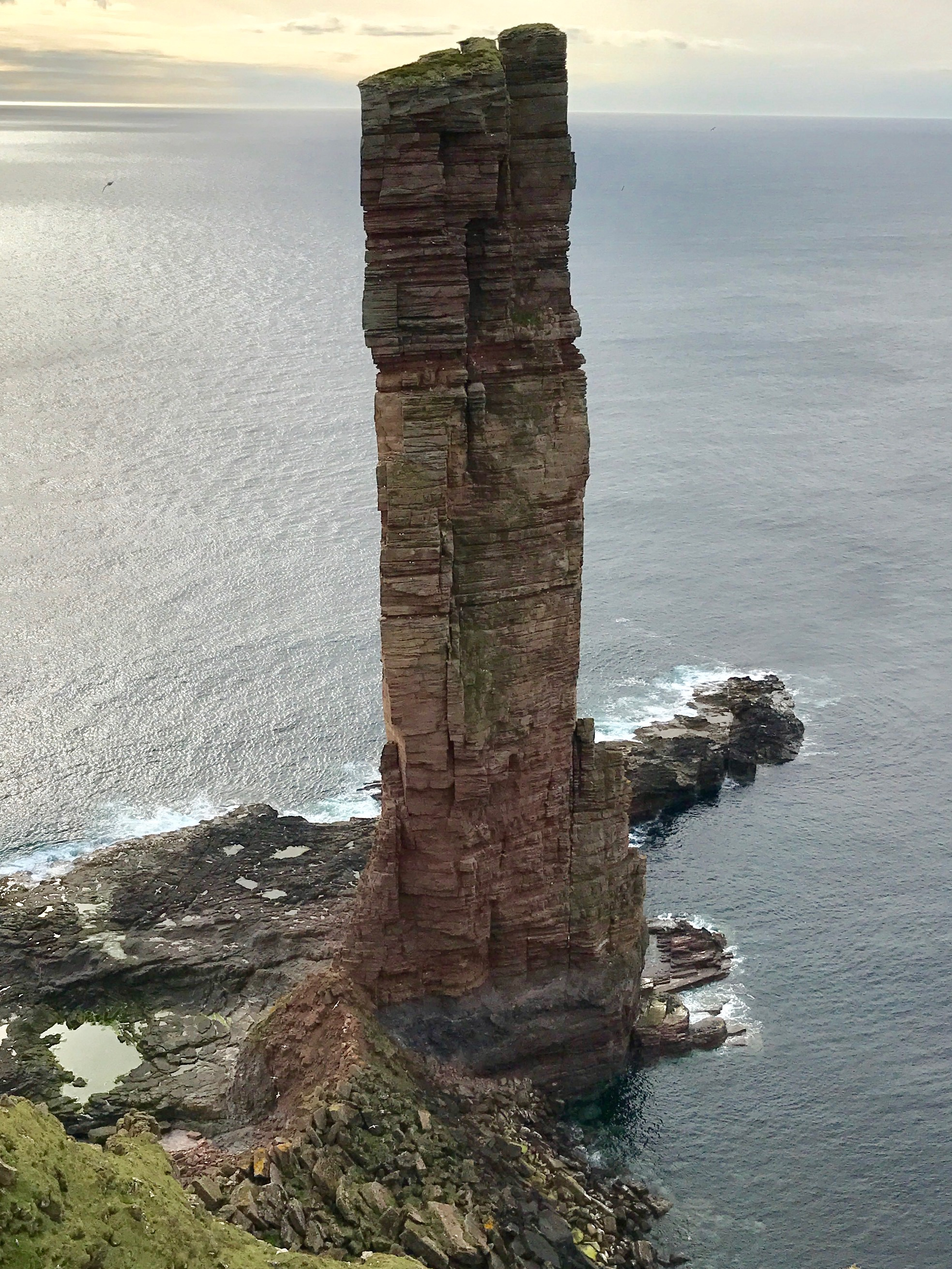 Image for article THE OLD MAN. BRITAIN'S GREATEST CLIMB?