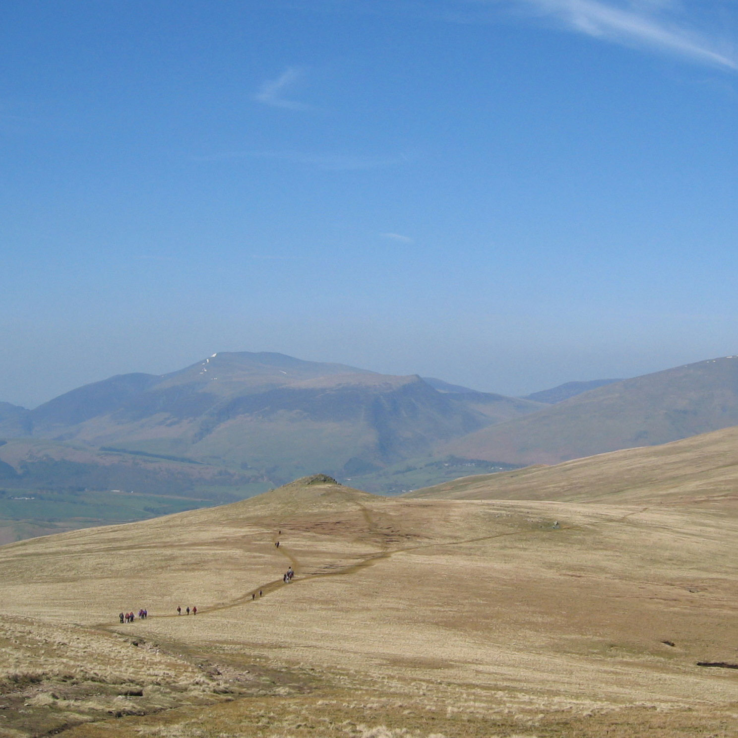 Image for article This Month's Walk: Clough Head and Stybarrow Dodd