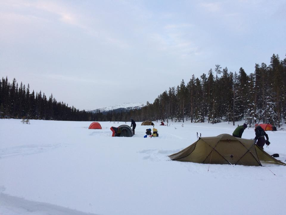 Image for article Hilleberg Outdoor Academy