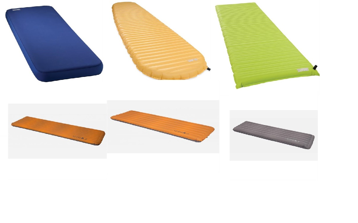 Image for article Sweet Dreams - A closer look at our sleeping mats