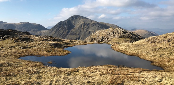 Image for article Tarns and trousers