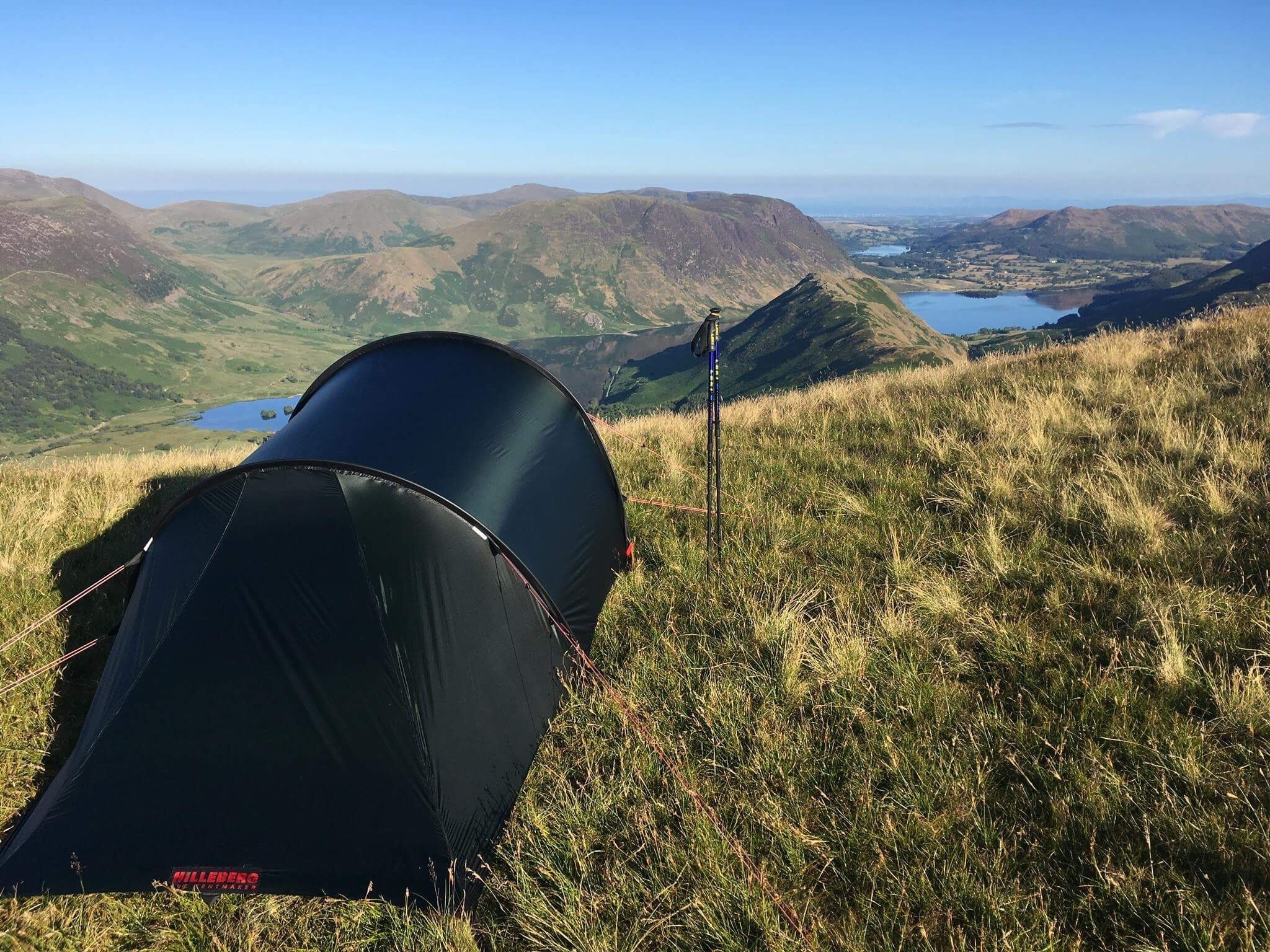 Image for article Wild camping part two. What's in your bag?