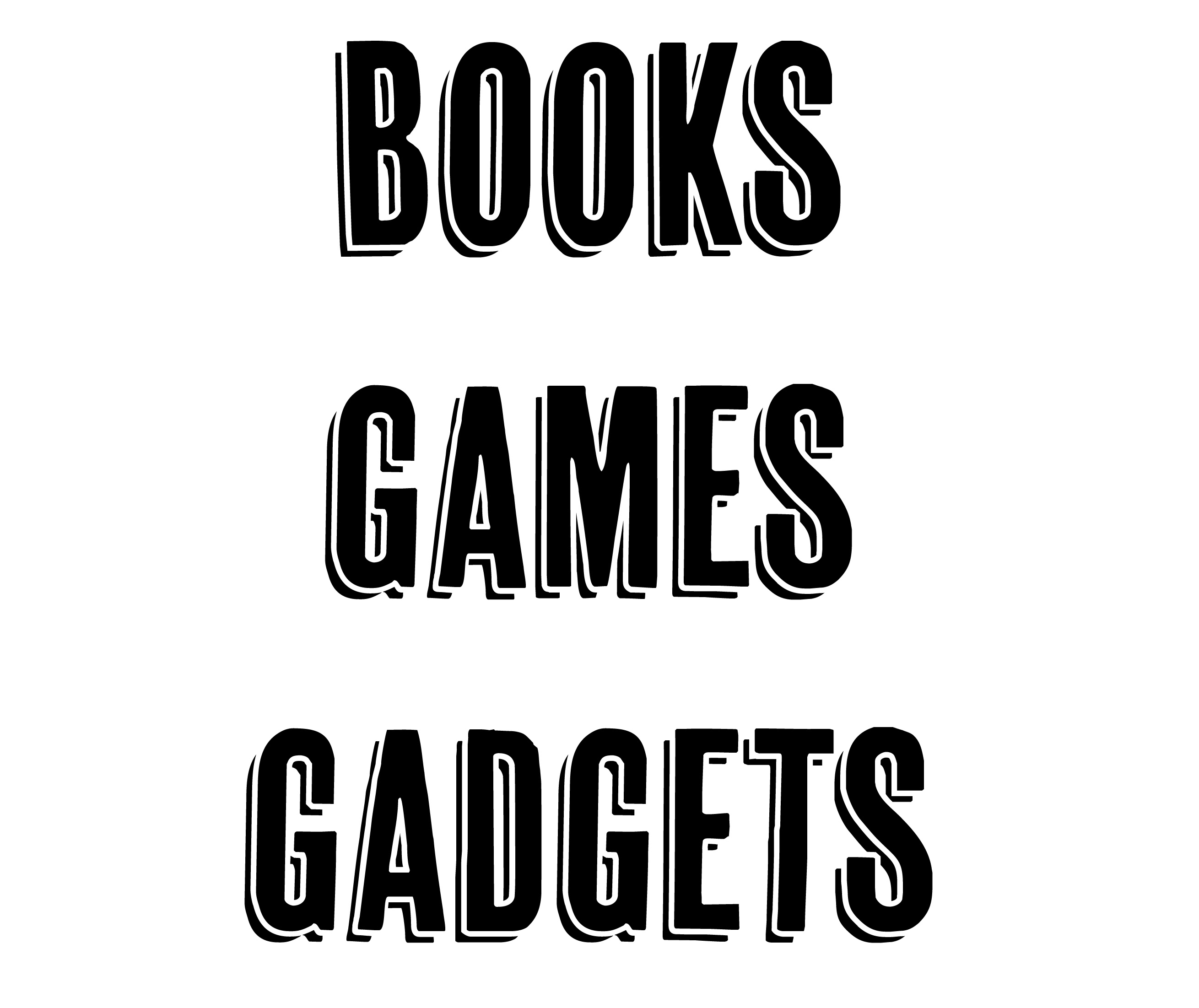 Image for article Christmas gift ideas part one - Books, games and gadgets
