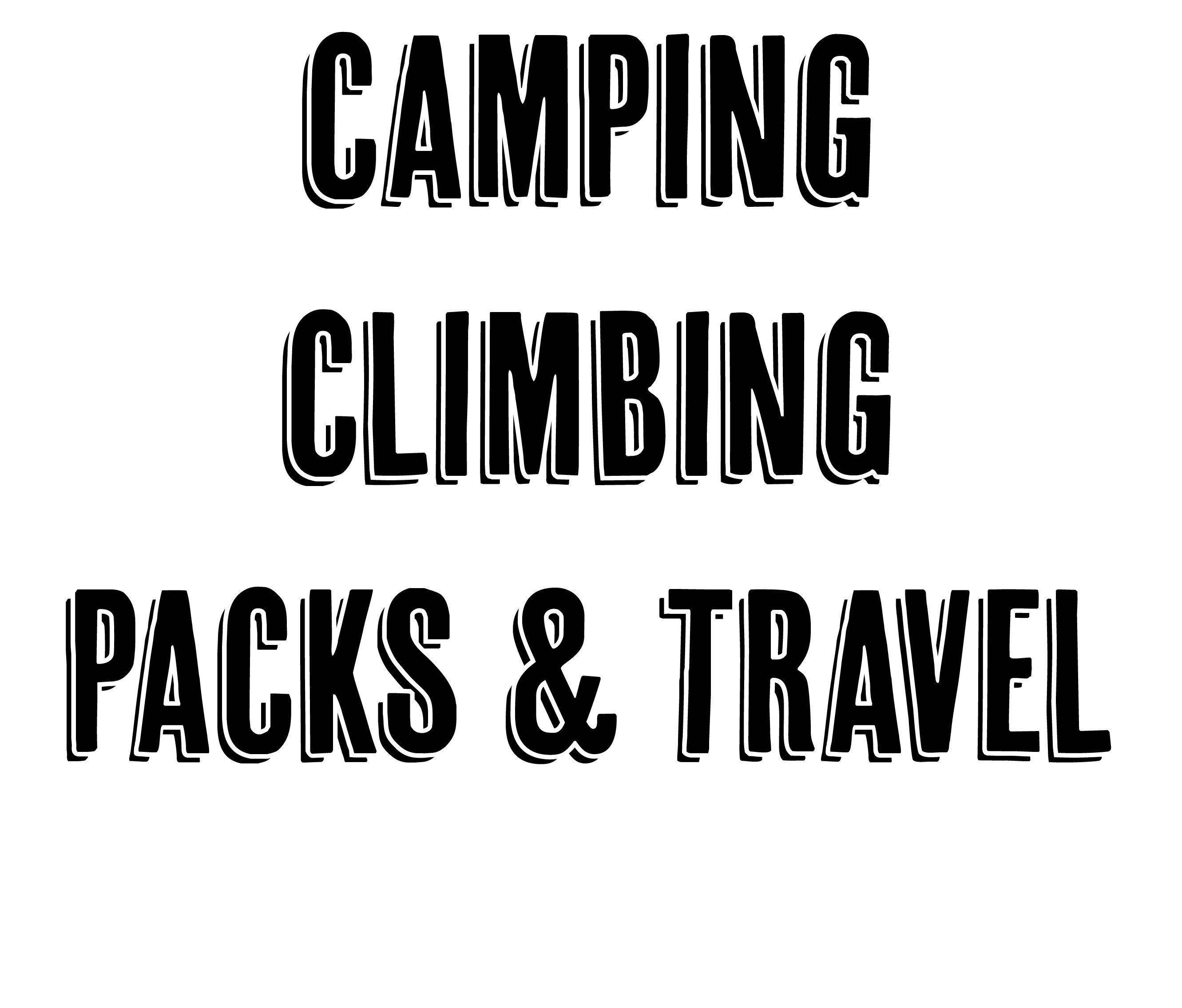 Image for article Christmas gift ideas part two - camping, climbing, packs and travel.