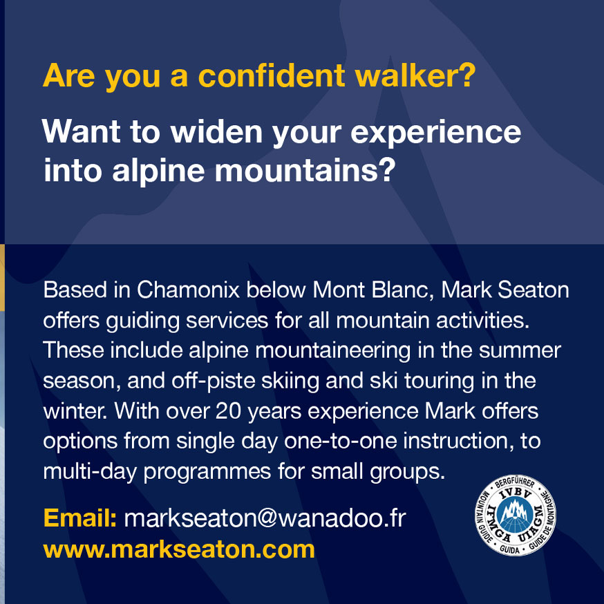 Image for article MONT BLANC: A DIFFERENT STRATEGY?