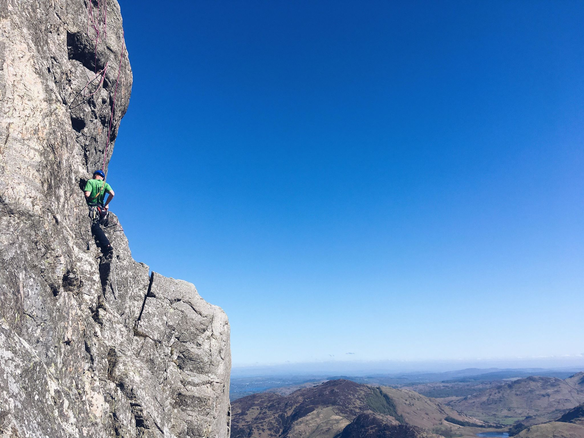 Image for article The Langdale challenge