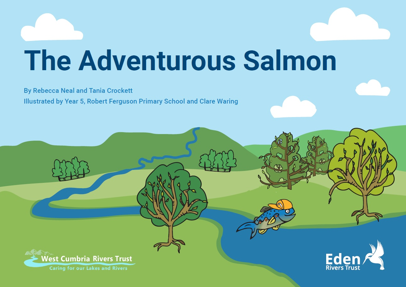 Image for article The Adventurous Salmon