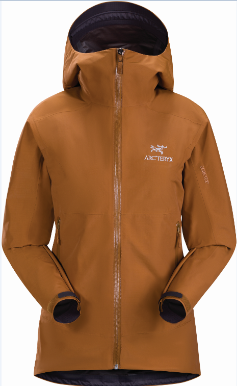 George Fisher Arc'teryx Zeta SL Jacket