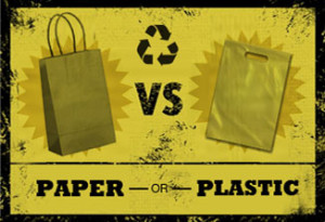 George Fisher Plastic vs Paper