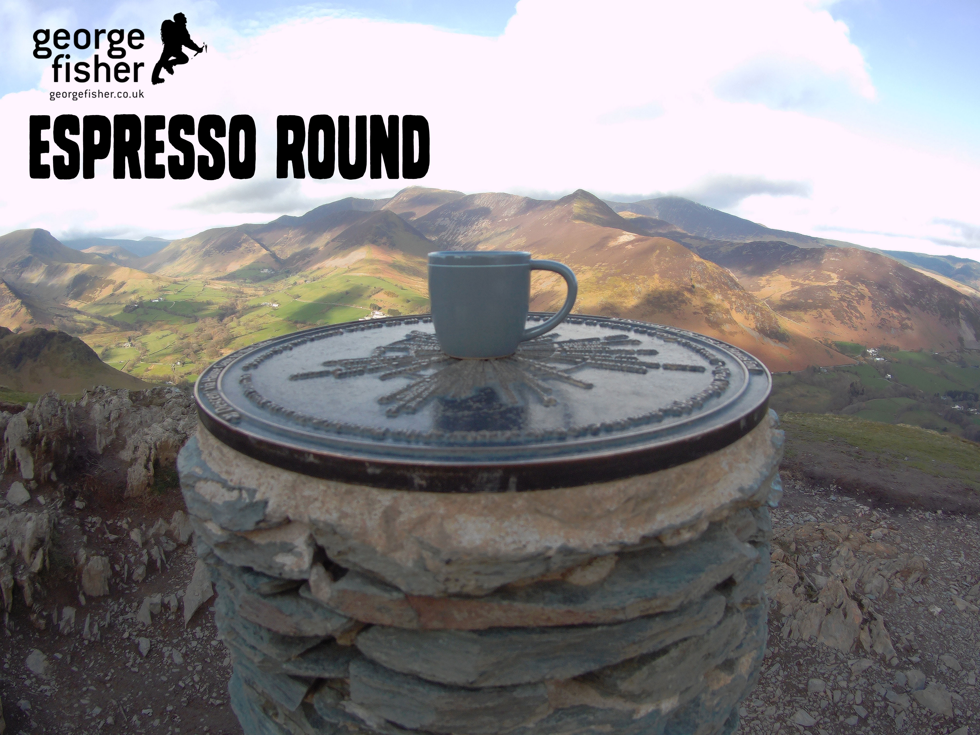 Image for article George Fisher Espresso Round