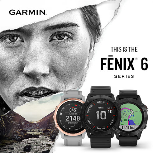 Image for article Fenix 6 series