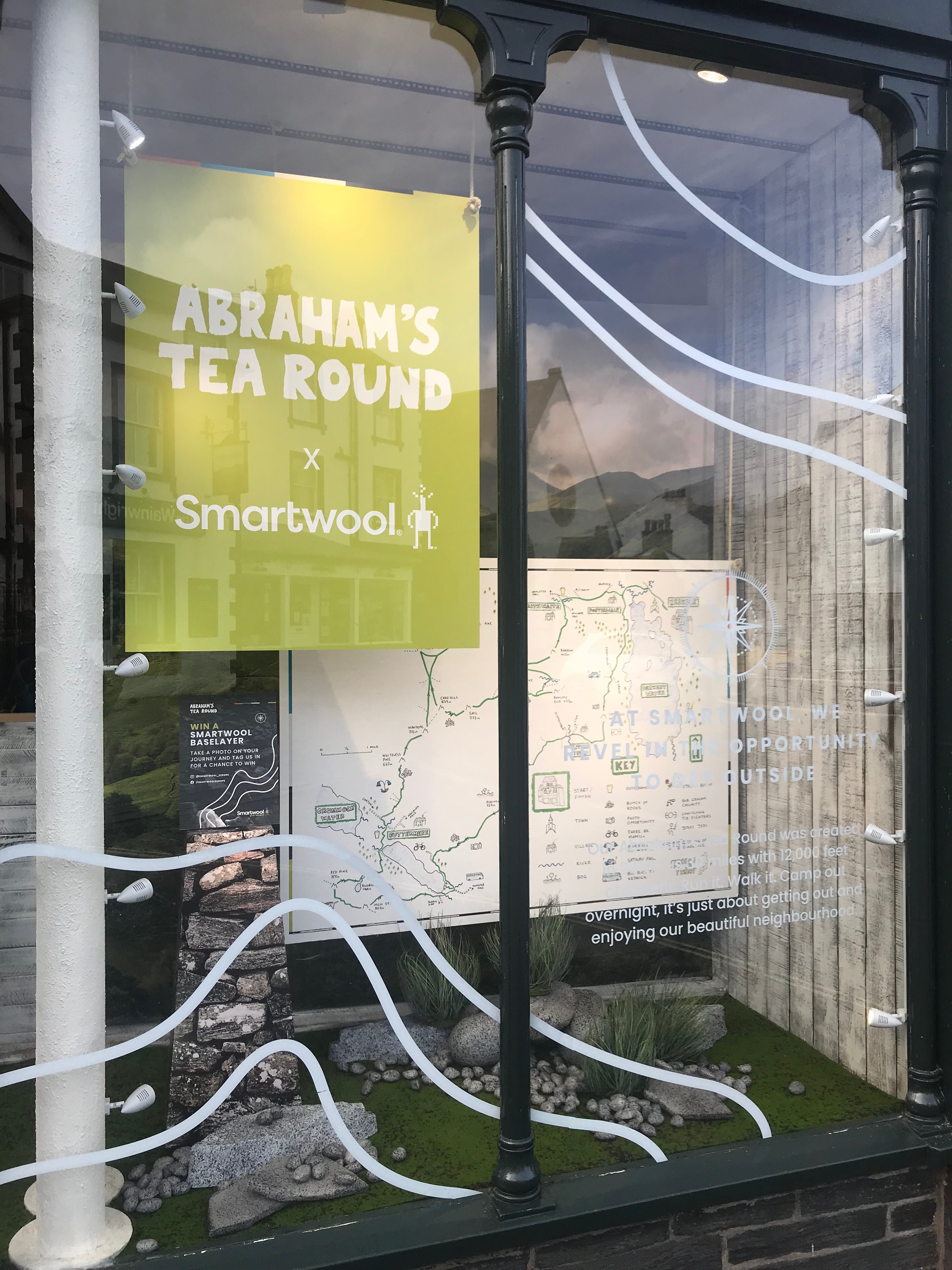 Image for article Abraham's Tea Round x Smartwool