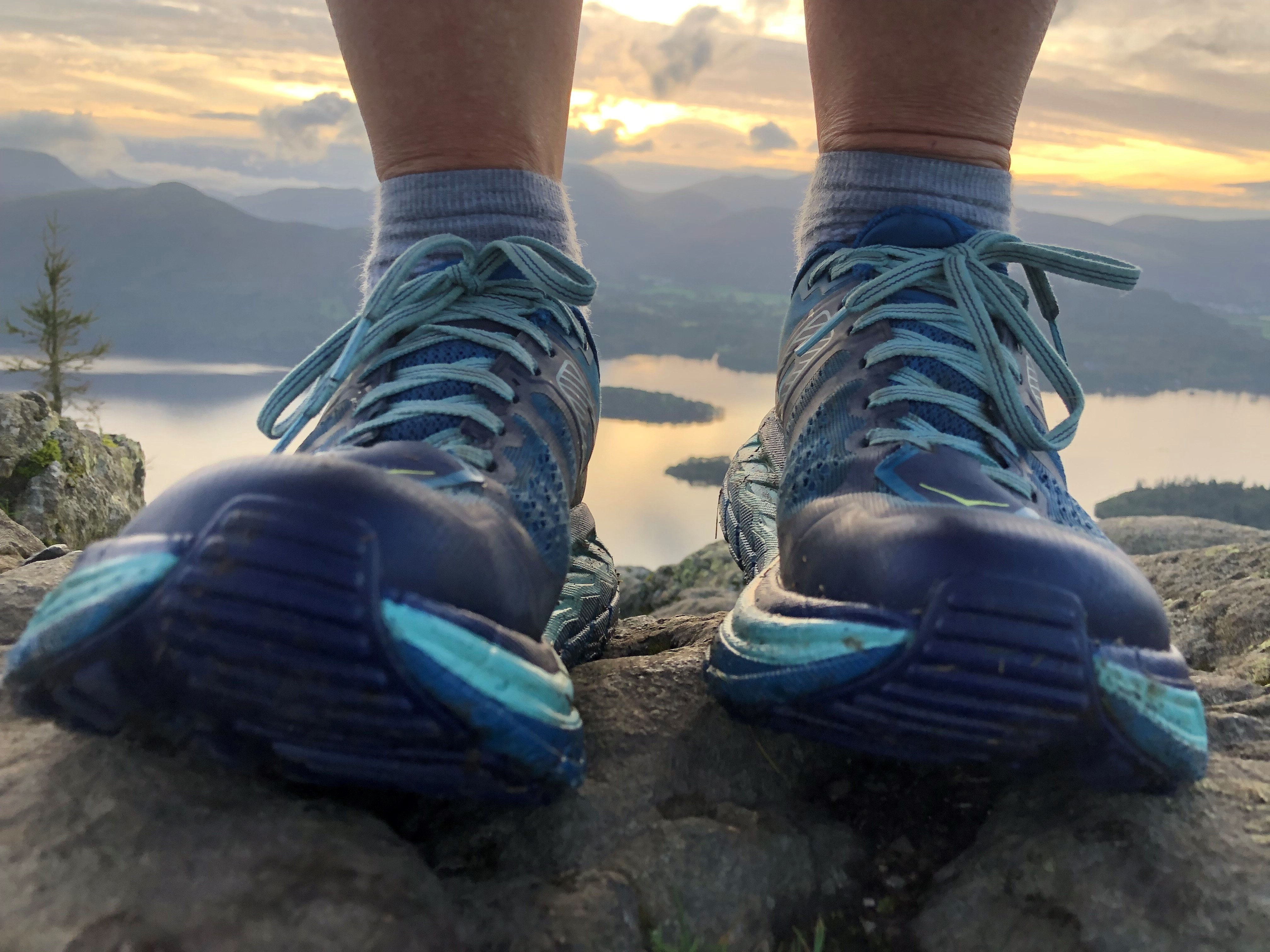 Image for article Smartwool phD running sock reviews