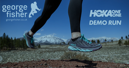 Image for article HOKA demo day + Keswick Parkrun - Oct