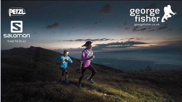 Image for article George Fisher Night Run with Petzl and Salomon