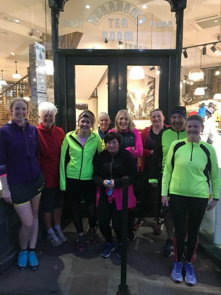 C25K with George Fisher 2018