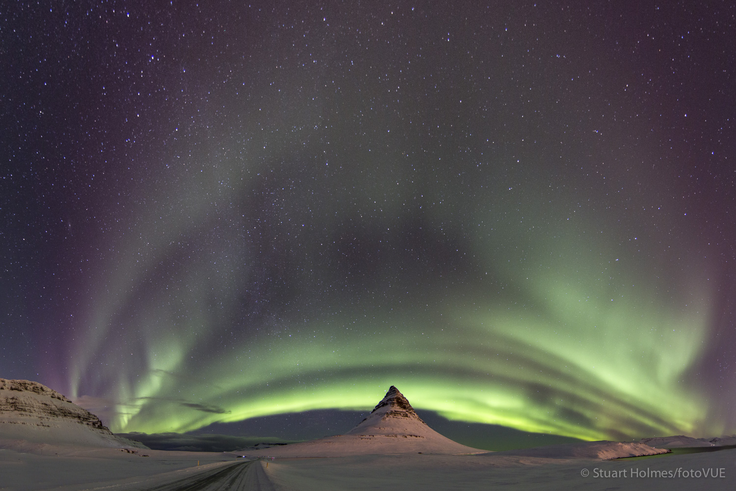 Image for article Chasing aurora