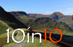 Image for article 10in10 2020 - 10 Peaks in 10 hours