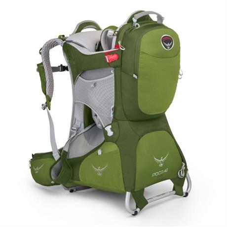 Hire our Osprey Poco AG Plus